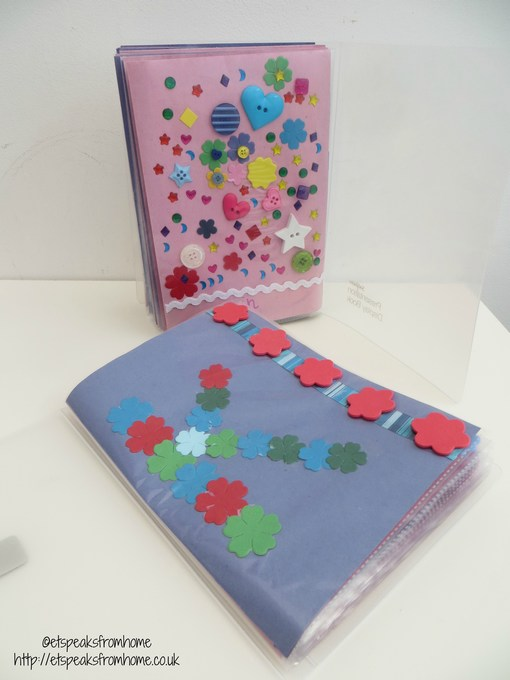 How to make scrapbook at home - To Make This Scrapbook I Bought A Photo Album Instead Of A Book I Chose To Use Coloured Paper To Fill The Plastic Sleeve Instead Of Just Filling It With