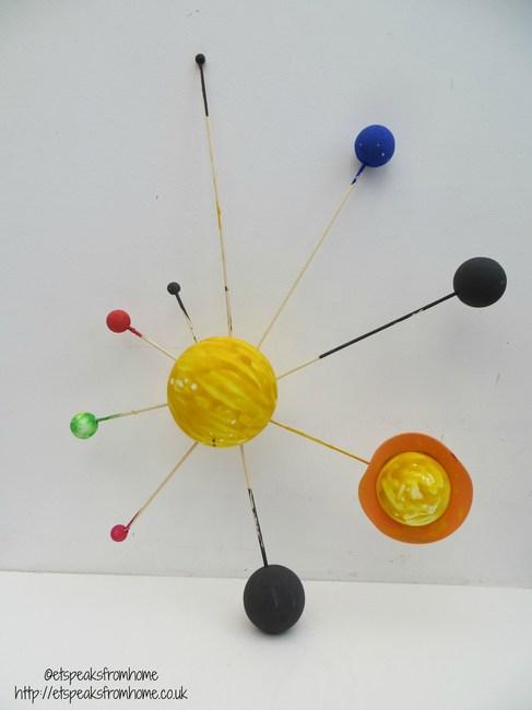 baker ross solar system