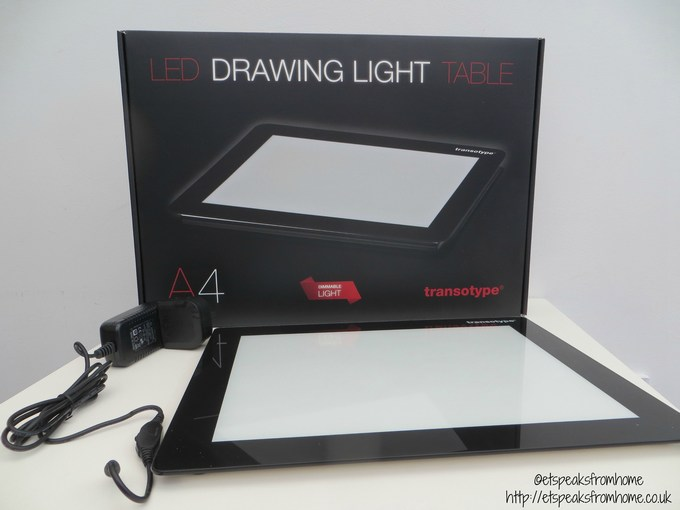 A4 LED Drawing Light Table Review