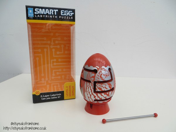 smart egg labyrinth puzzle