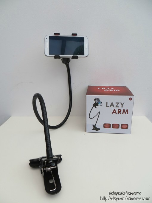 lazy arm review