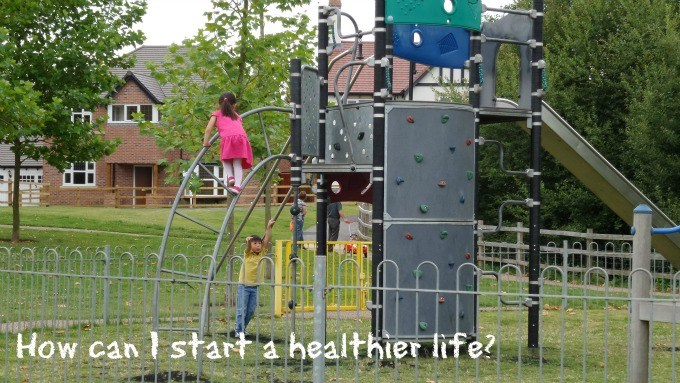 How can I start a healthier life