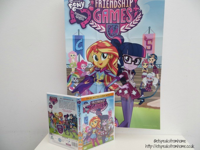 MLP Equestria girls friendship games