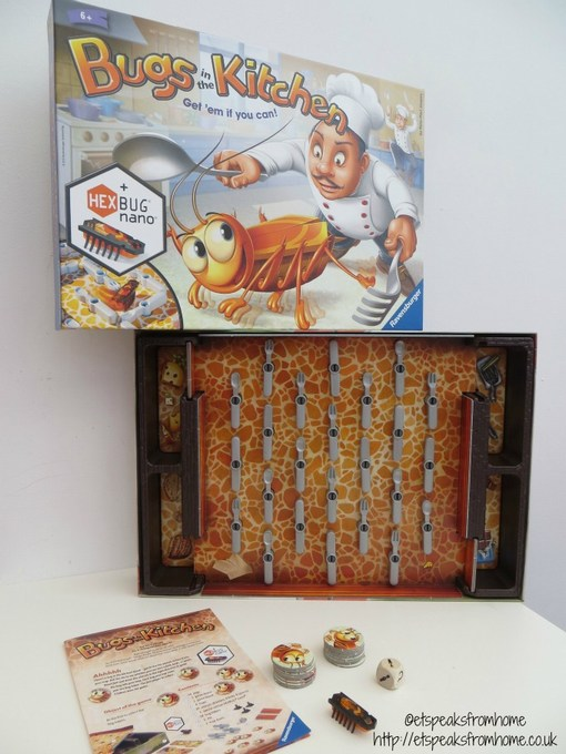 Ravensburger Bugs In The Kitchen Review Et Speaks From Home