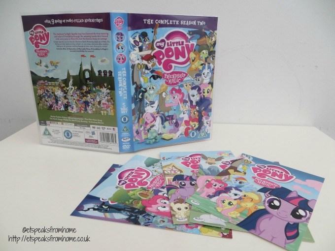 my little pony complete season two boxset