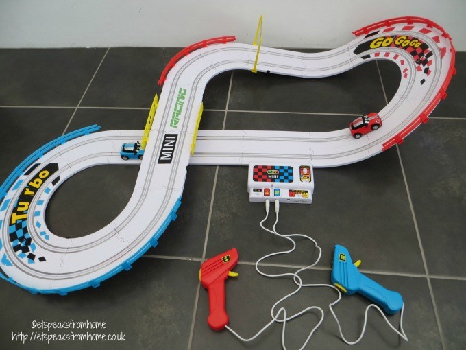 Go MINI raceway tracks