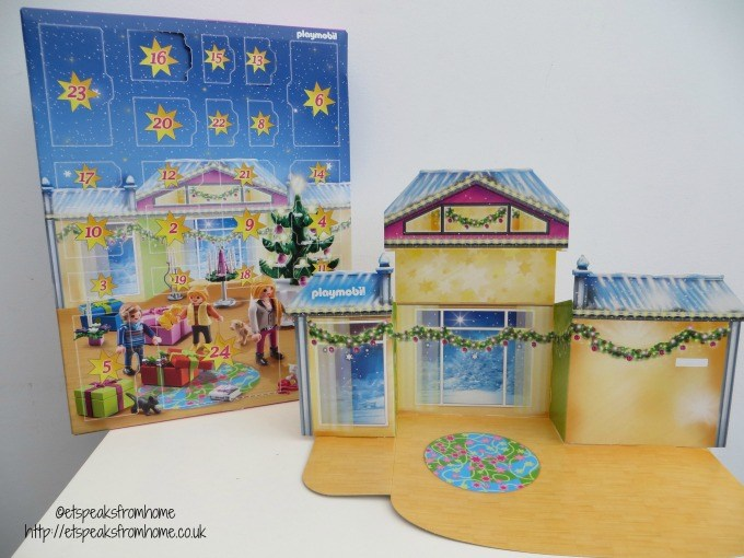 Playmobil Christmas Room Advent Calender 5496