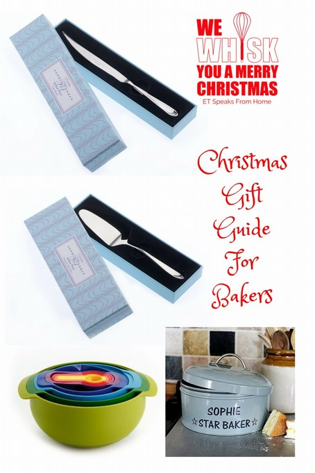 christmas guide gifts for bakers