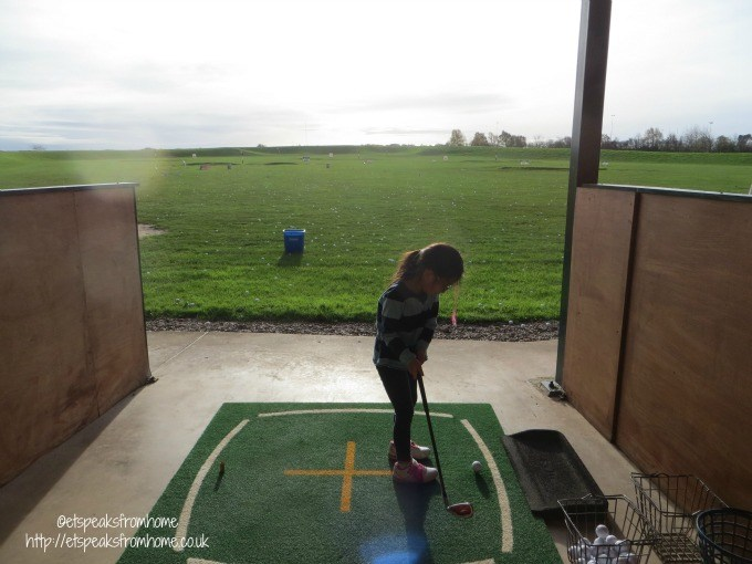 playing golf ms c