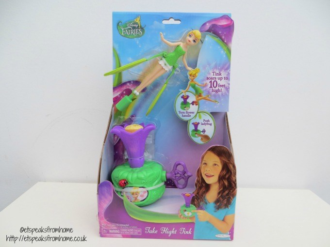 take flight tink review