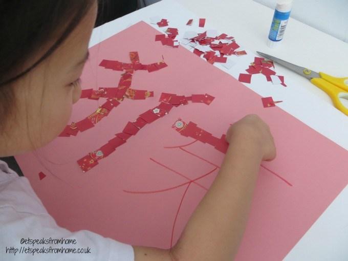Chinese New Year Year of Monkey Craft