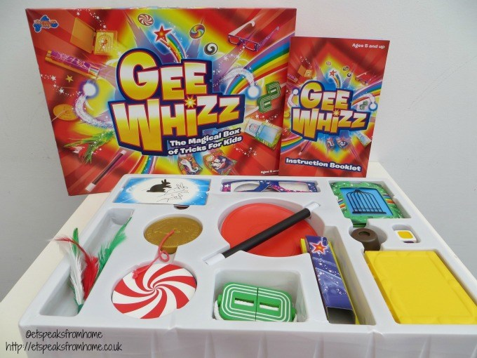 gee whizz drumond park review