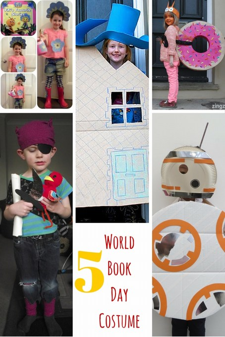 tuesday tutorials week 9 world book day