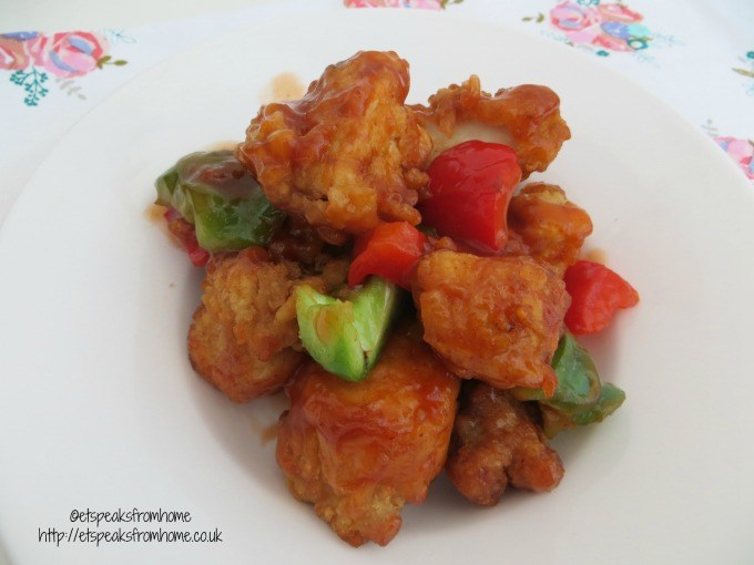 wing yip sweet and sour sauce