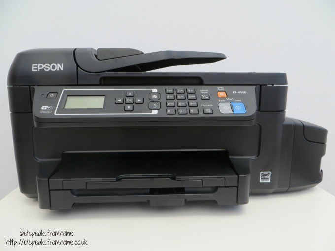 epson et 4550 ecotank printer