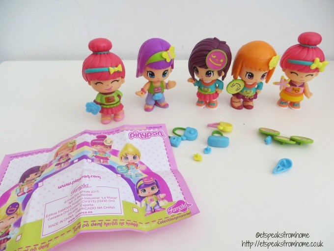 pinypon blind bag