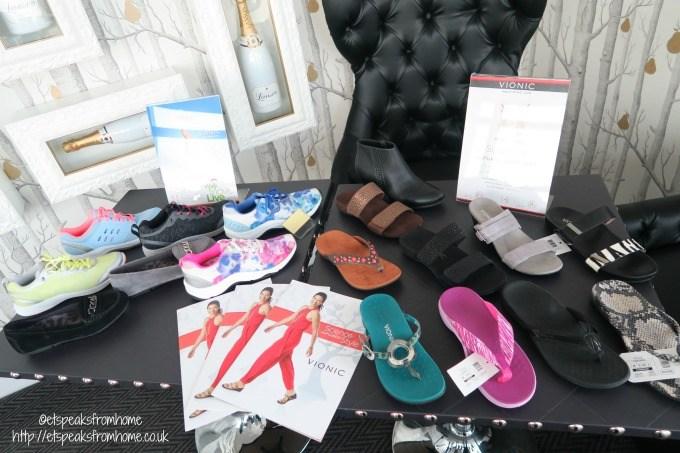 vionic shoe event