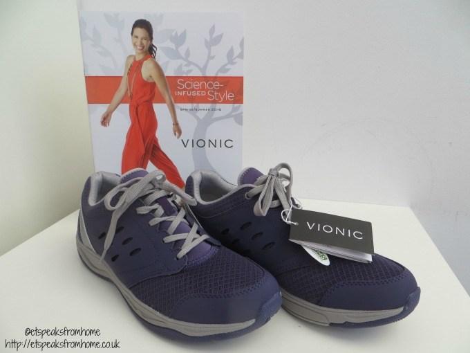 vionic shoe motion venture review