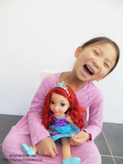 disney princess ariel toddler