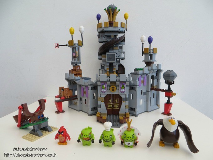 lego king pig's castle