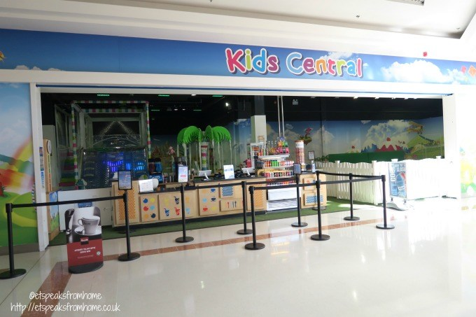 the quest yu kids soft play