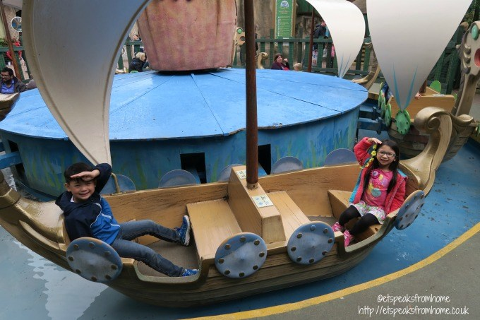 chessington world of adventure theme park