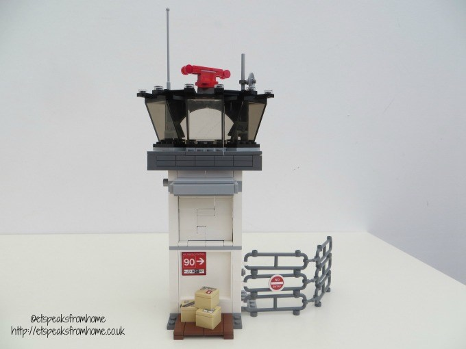 lego marvel super heroes airport control tower