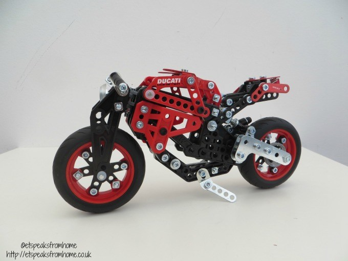 meccano ducati monster 1200 s review