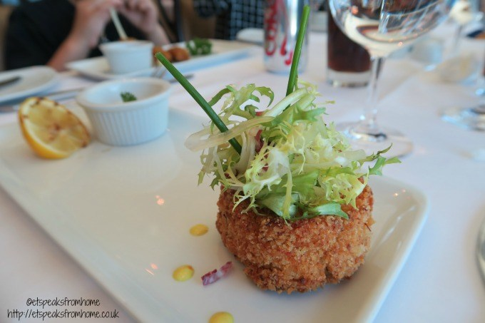 royal caribbean chops grille crab cake