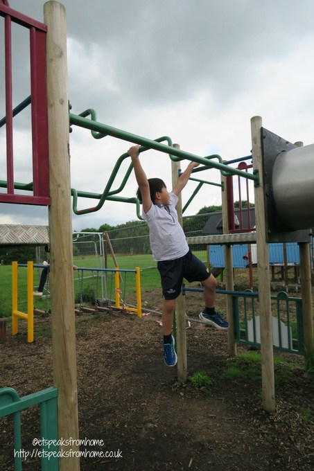 Bosworth Water Park playground