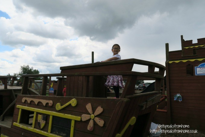 bosworth water play pirate playground