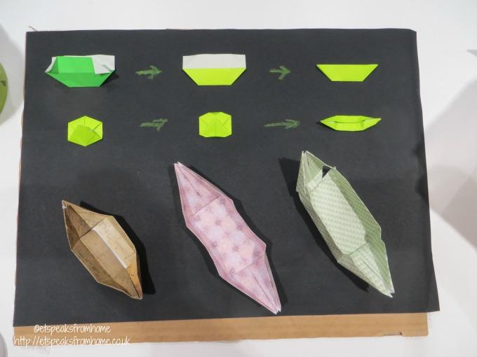 paper boat origami tutorials
