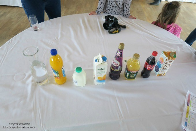 robinsons enjoy drinking more water sugars
