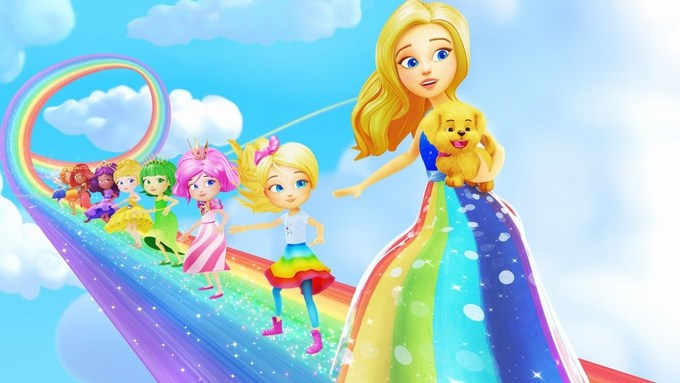 barbie dreamtopia rainbow