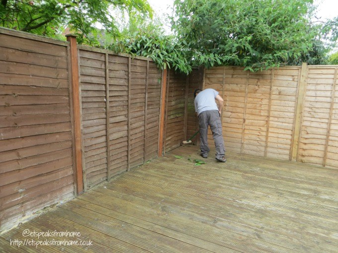 how to maintain your decking cleaning