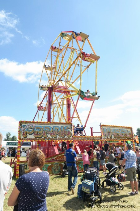 countryfile live funfair