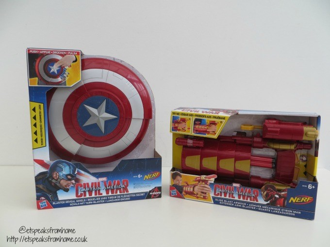 captain america civil war shield armour