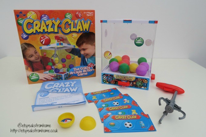 Crazy Claw Review