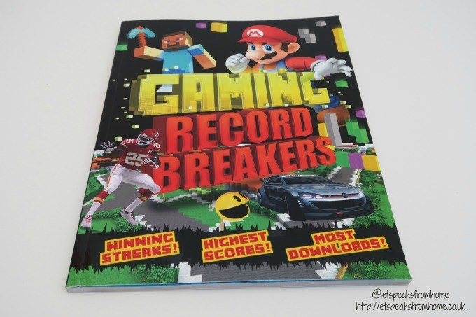 gaming record breakers autumn reads