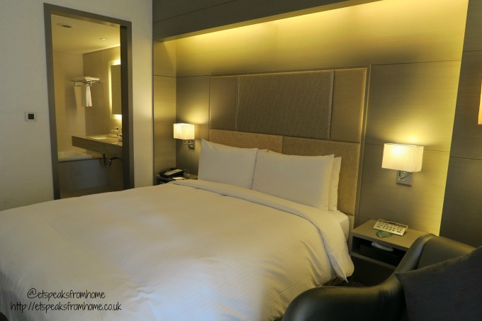 park taipei hotel double room