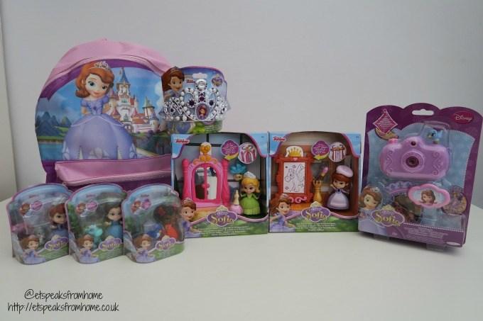 sofia the first magical miniature adventures