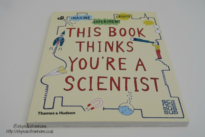 this book thinks you are a scientist