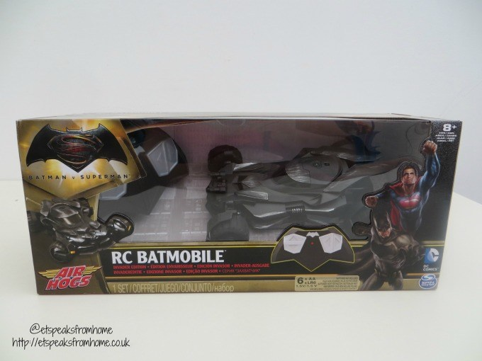 air hogs rc batmobile