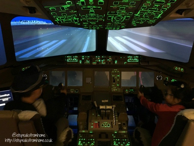 emirates flight aviation experience