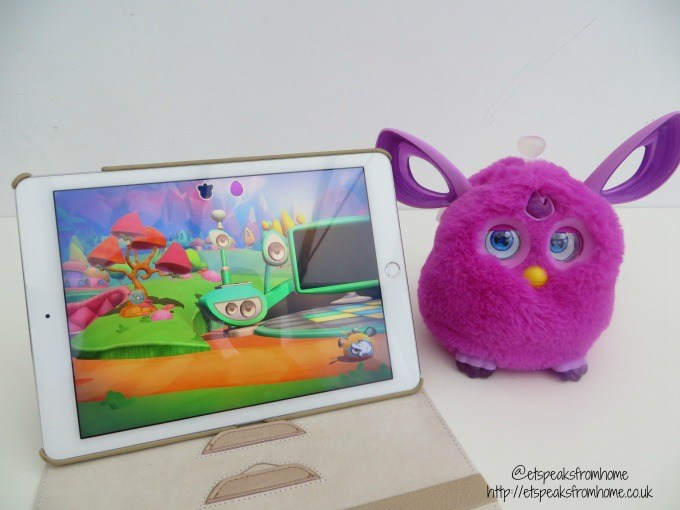 furby connect with app