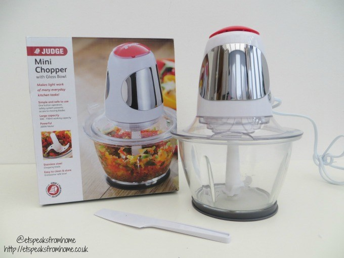 judge mini chopper review