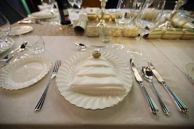 arthur price perfect christmas table
