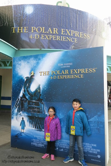 drayton manor magical christmas polar express