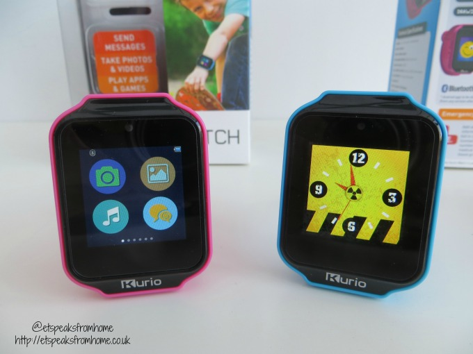 kurio watch display