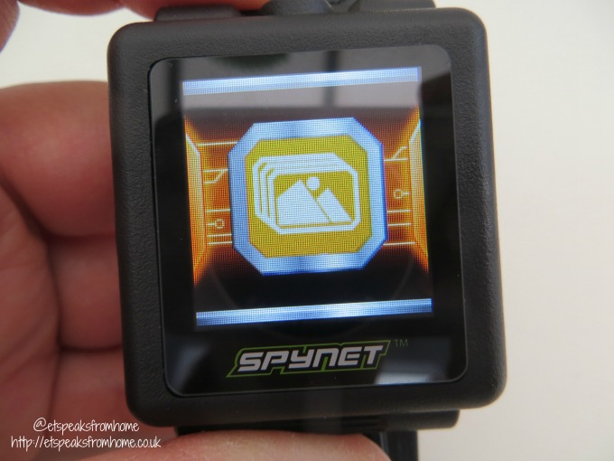 spy net touch watch app